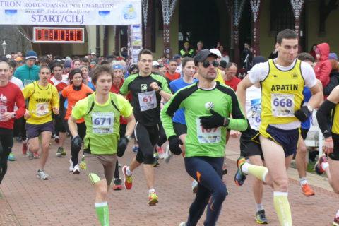 10. TRON Rođendanski polumaraton i SRCEF Trka zadovoljstva (7km)