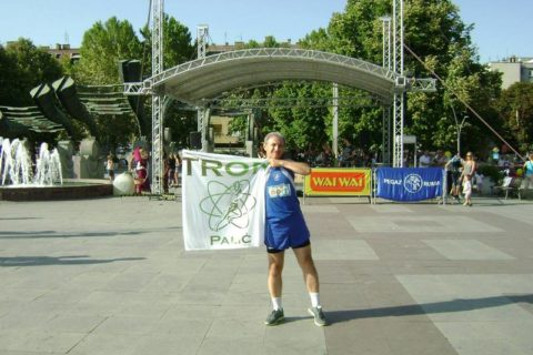 1. Rumski polumaraton