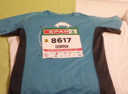33. Budapest spar maraton 7.10.2018.