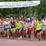 11. Memorijalna trka Dren Mandić (8240m)