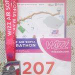 WIZZ AIR SOFIA MARATON, 13.10.2019. – Maraton na antibioticima