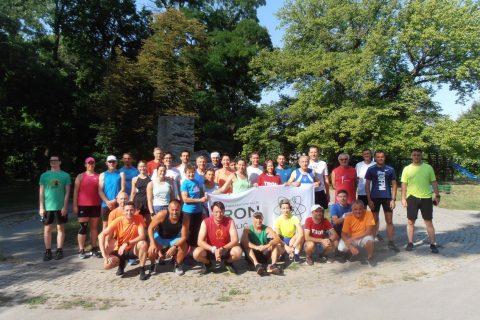 13.Memorijalna Dren Mandić (trening) trka
